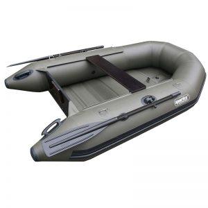 Надувная лодка с брызгоотбойником