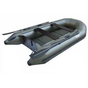 Надувная лодка с передвижными сиденьями