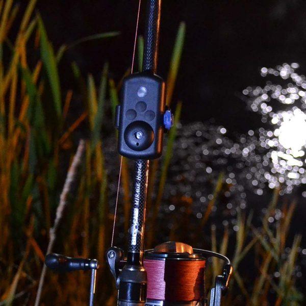Сигнализатор для ночной ловли